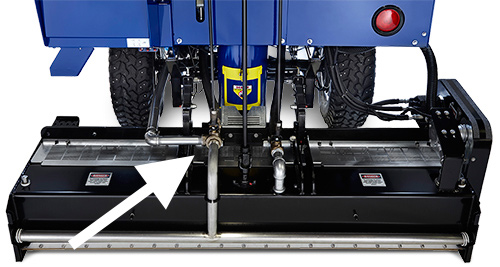 Zamboni Advanced Watering System